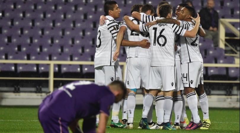 EuroLeague, Fiorentina-Paok: viola a un passo dalla qualificazione