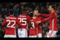 Europa League: Manchester United-Feyenoord 4-0; Austria Vienna-Astra Giurgiu 1-2