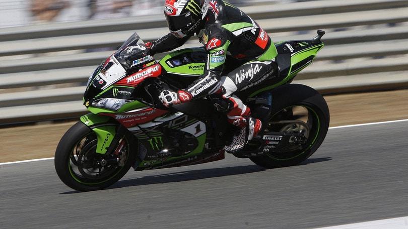 SuperBike: Rea vola nei test di Jerez, che giro Salvadori!