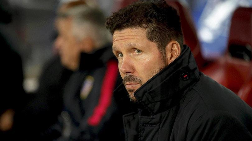 Pres. Atletico Madrid: «Non c'è nessuna clausola per Simeone»