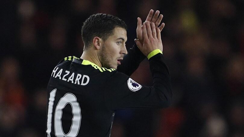 Zola: «Hazard può diventare forte come Messi»
