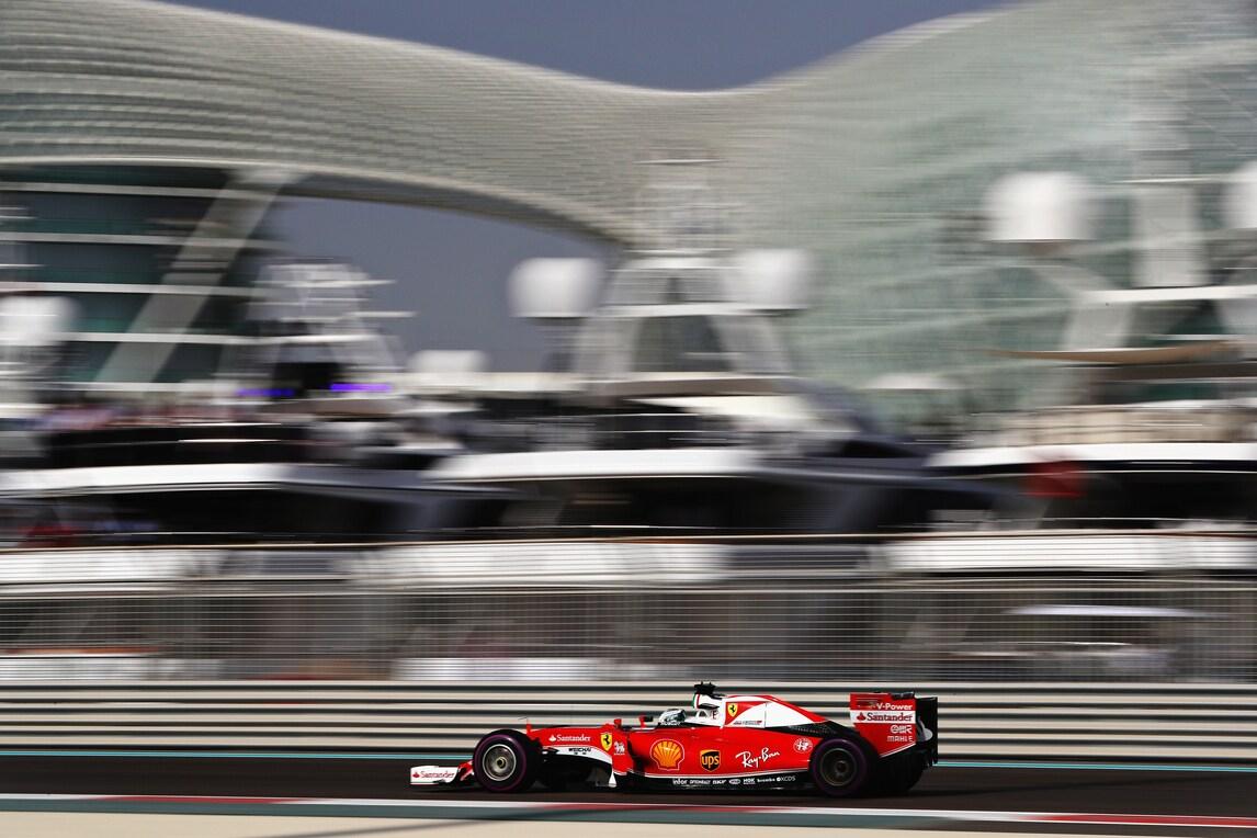 F1 Abu Dhabi, Vettel in testa nelle ultime libere