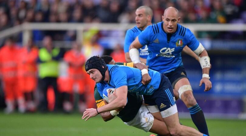 Rugby, Italia-Tonga 17-19. Non bastano le mete di Cittadini e Allan
