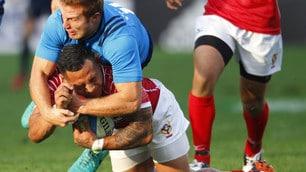 Italia-Tonga: ecco l'ultimo test per la nazionale di rugby