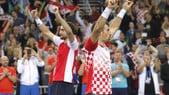 Coppa Davis, Croazia avanti 2-1 con l'Argentina