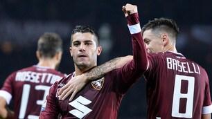 Torino-Chievo 2-1, Iago Falque fa doppietta