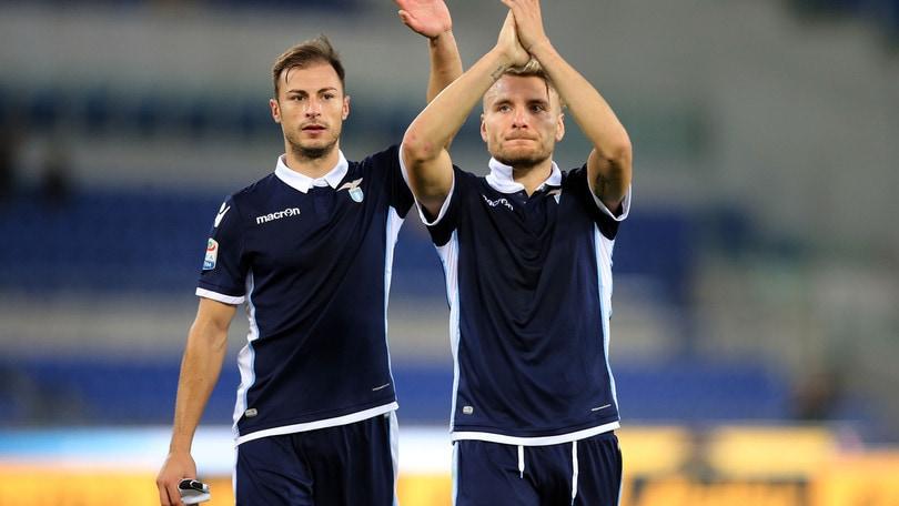 Gazzetta, voti Palermo Lazio: decide Milinkovic