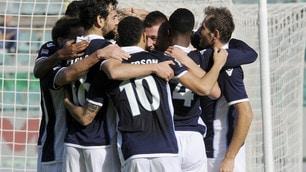 Palermo-Lazio 0-1: Milinkovic-Savic condanna De Zerbi