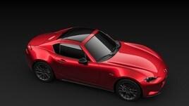 Mazda MX-5 RF, la serie limitata si compra solo online