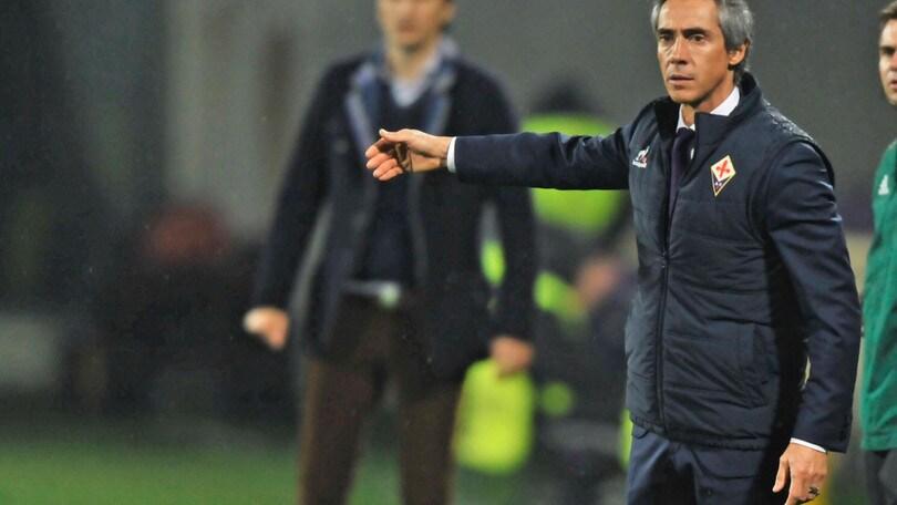 Serie A Fiorentina, Sousa: «Corvino? Contento per la fiducia»