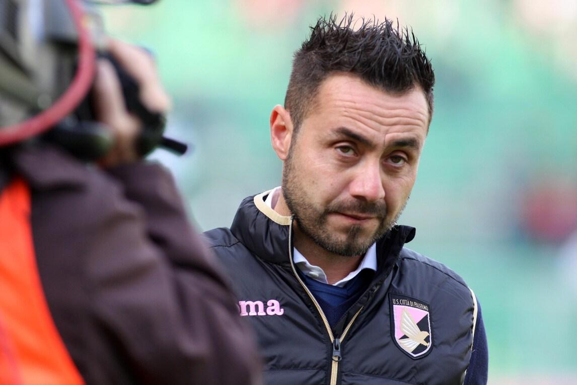 Serie A Palermo, De Zerbi: «Siamo rimasti sempre in partita»