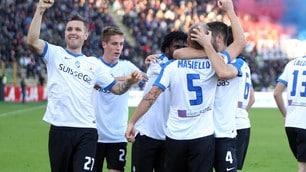 Bologna-Atalanta 0-2: Gasperini vola