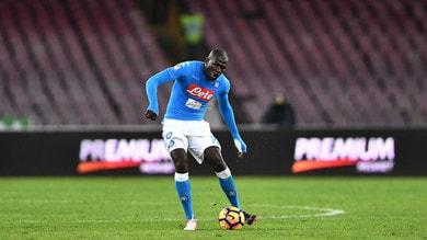Calciomercato Inter, per alzare il muro c'è anche Koulibaly