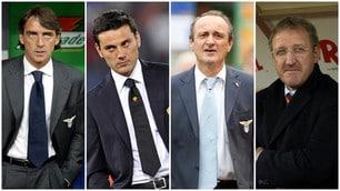Derby di Roma, per Inzaghi è il primo: ecco gli ultimi 20 esordienti