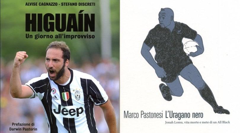 La carriera e i gol di Higuain, e la storia di Lomu, il gigante del rugby