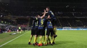 Serie A, l''Inter è pazza: doppio Icardi e 4-2 alla Fiorentina