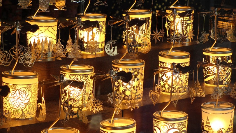 Mercatini di Natale: a spasso tra le luci