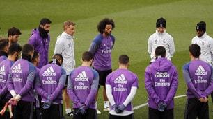 Real Madrid, minuto di silenzio per la Chapecoense