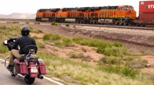 Stati Uniti in sella alla Harley: foto