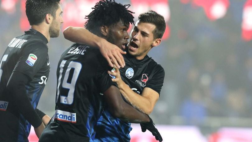 Coppa Italia, Atalanta a 1,43 contro il Pescara