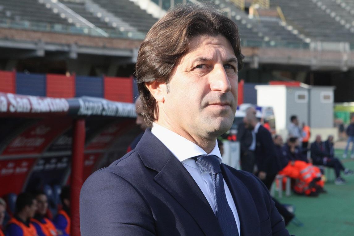 Coppa Italia Cagliari, Rastelli: «A Genova per fare il massimo»