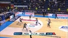 Partizan 87-88 (dts) Dinamo Sassari