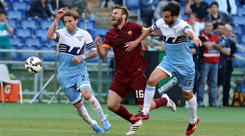 Diretta Lazio-Roma: speciale derby da qui a domenica