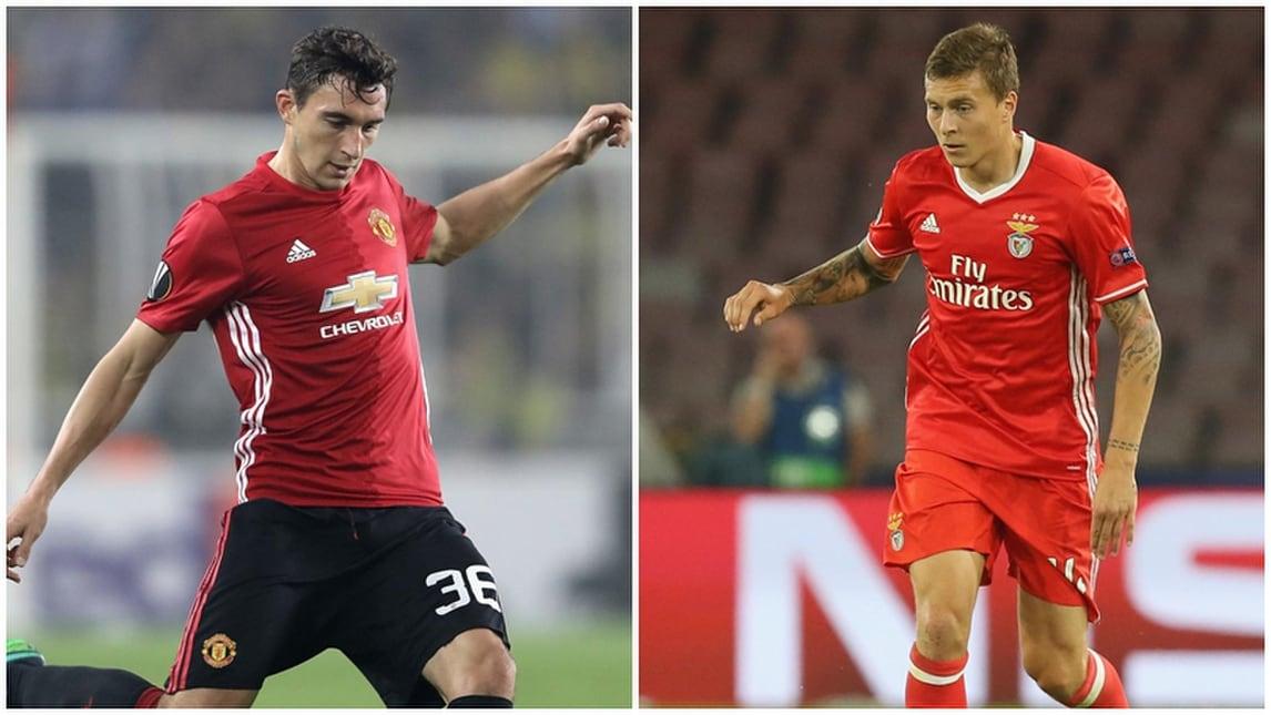 Inter, obiettivo difesa: Darmian e Lindelöf a gennaio
