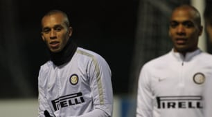 Serie A, l'Inter si allena. A La Pinetina l'atmosfera torna rilassata