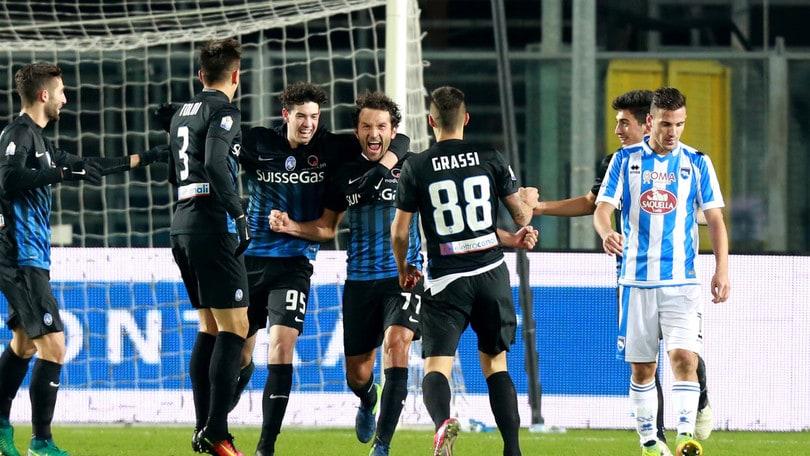 Serie A: Juve-Atalanta, il «2» impresa a 8,00
