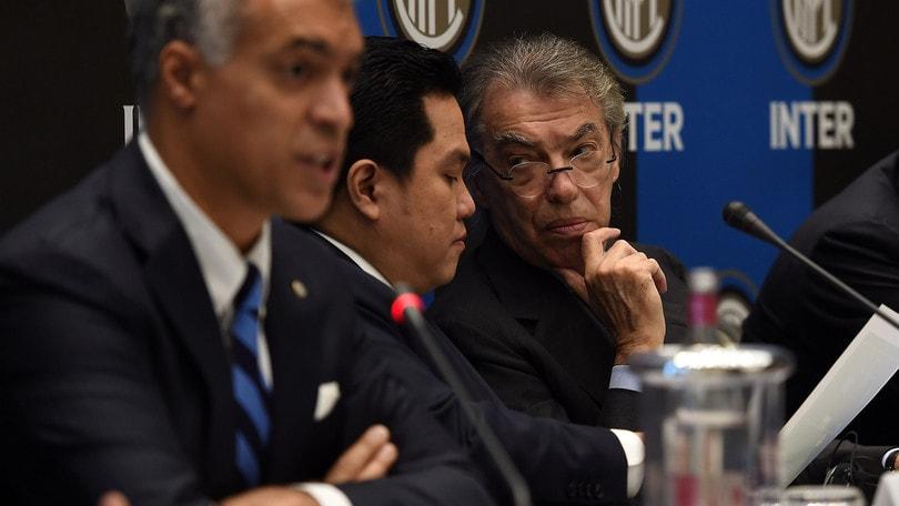 Inter, Moratti incontra Zhang Jindong e Thohir