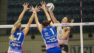 Volley: A1 Femminile, Modena risorge a Monza