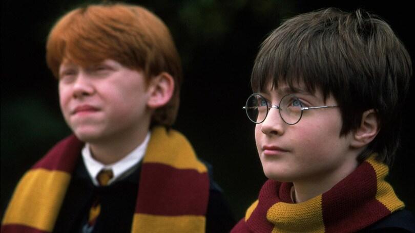 Harry Potter, proiezione con musica live