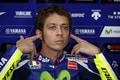 MotoGp Yamaha, Valentino Rossi: «Sono stato un po' sfortunato»