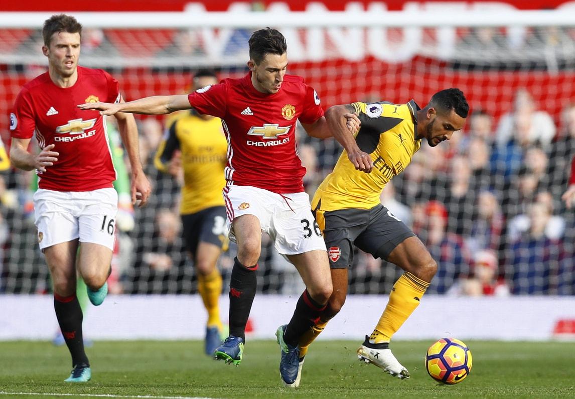 Calciomercato: United-Darmian, è già addio per i bookmaker