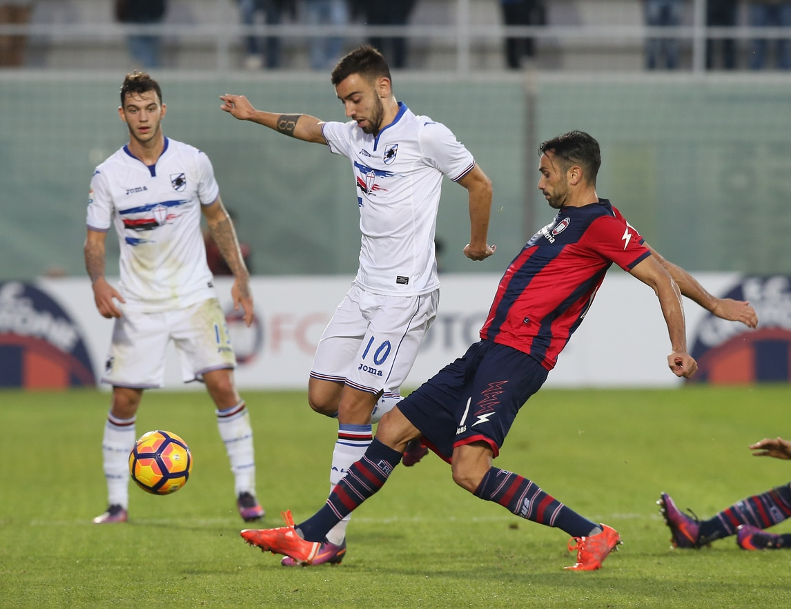 Serie A Crotone, Palladino: «A Milano per far bene»
