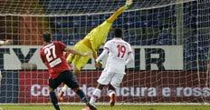 Coppa Italia, Genoa-Perugia 4-3. Decidono Pandev e Ninkovic ai supplementari