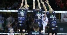 Volley: Superlega, Civitanova, Trento e Modena si giocano il titolo d'inverno