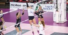 Volley: A2 Femminile, supersfida Filottrano-Settimo Torinese