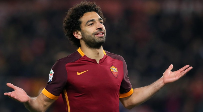 Salah convocato per Juventus-Roma