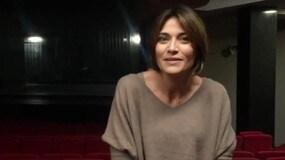Anna Foglietta: «Il derby è sana follia. Tifo Roma in silenzio»