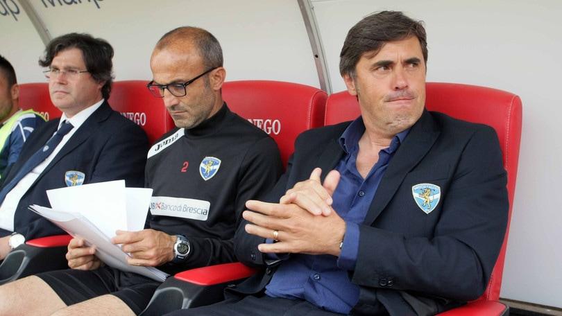 Serie B Trapani, ufficiale Calori: «Pensiamo al presente»