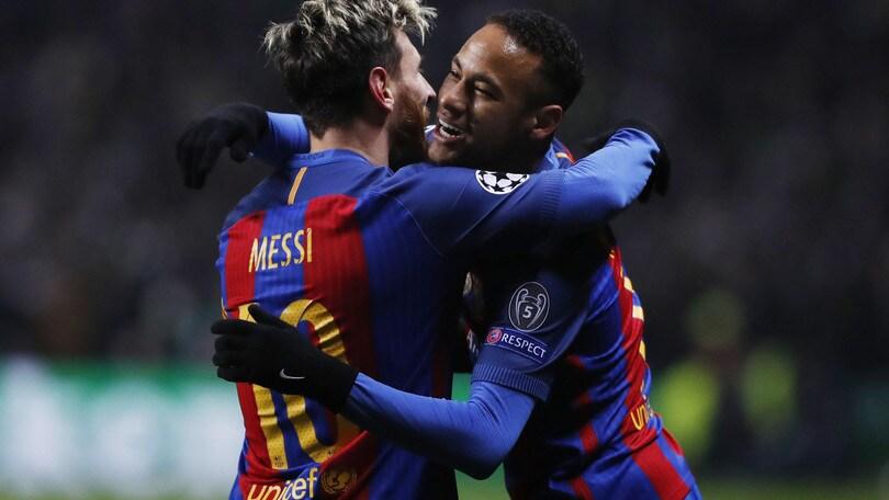Liga, Barça-Real: il 76% delle giocate è per i blaugrana