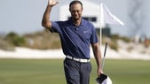 World Challenge: due in testa, Tiger Woods risale al nono posto