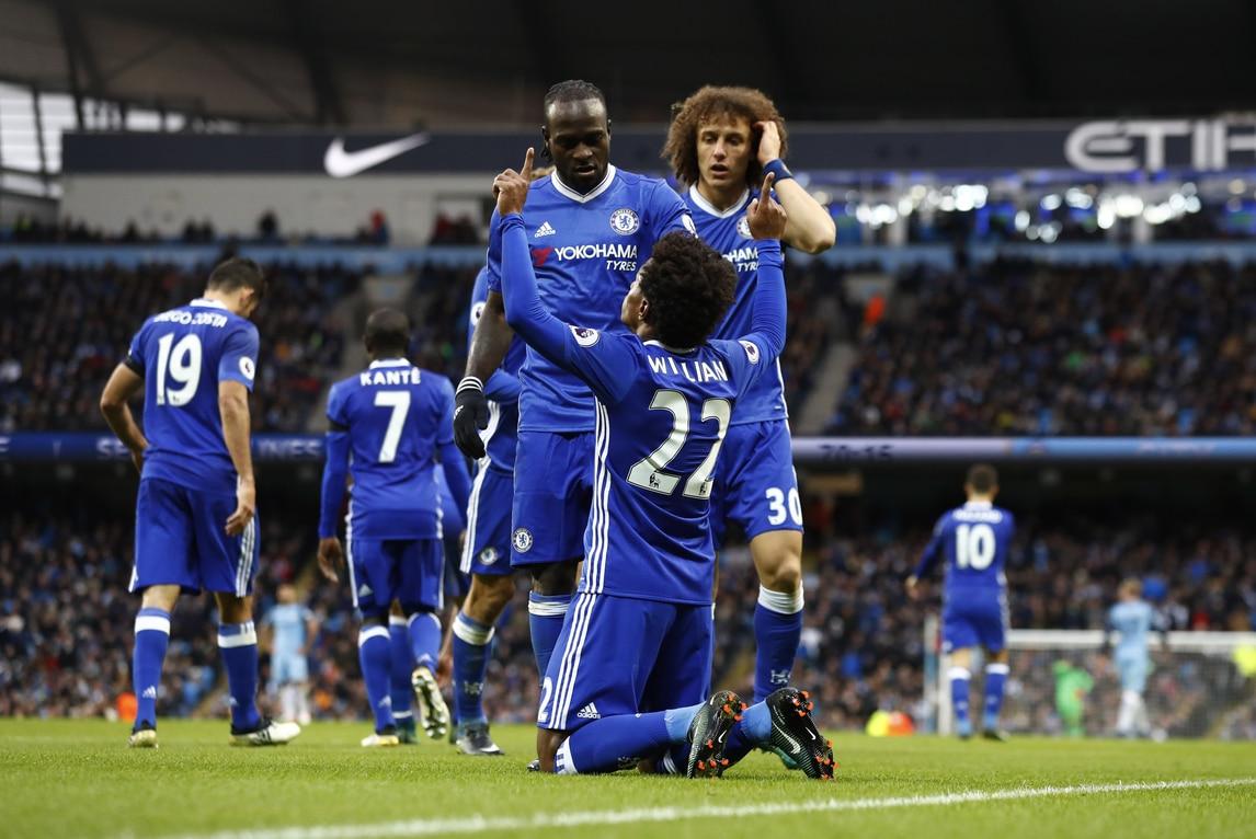 Manchester City–Chelsea: Manchester City-Chelsea 1-3: Conte Vince In Rimonta E