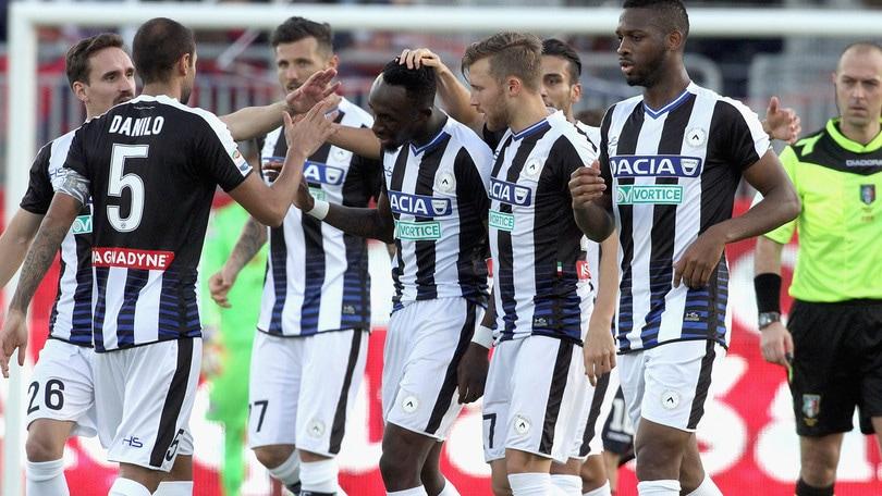 Udinese-Bologna, le probabili formazioni