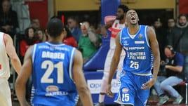 Basket Serie A, Cantù si risolleva a Varese
