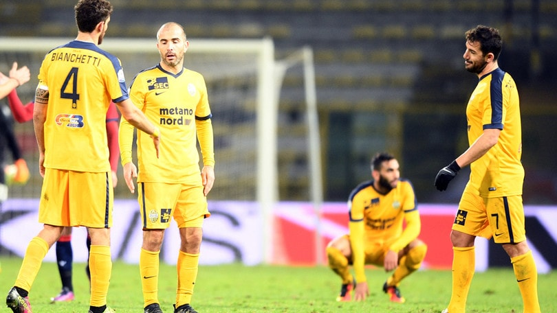Serie B: Verona-Perugia 2-2