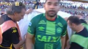 San Lorenzo, in campo con la maglia della Chapecoense
