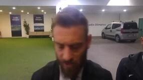 """De Rossi non condanna Lulic: """"Magari si è già pentito"""""""